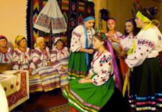 Обряд у виконанні фольклорного колективу з Білогірщини відзначили в області