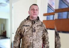 У Шепетівському районі новий військовий комісар
