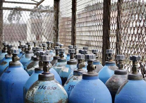 У Нетішині киснева станція вартістю понад 1,3 млн грн готова до роботи