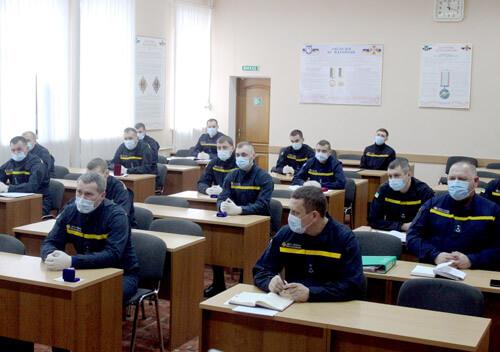Троє рятувальників із Шепетівського району серед найкращих Хмельниччини