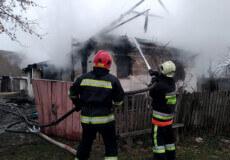 На Славутчині при пожежі загинула 64-річна жінка