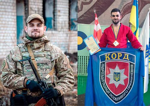 КОРДівець з Хмельниччини став чемпіоном України з самбо