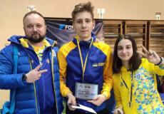 Нетішинські спортсмени поповнили скарбницю нагородами чемпіонатів України