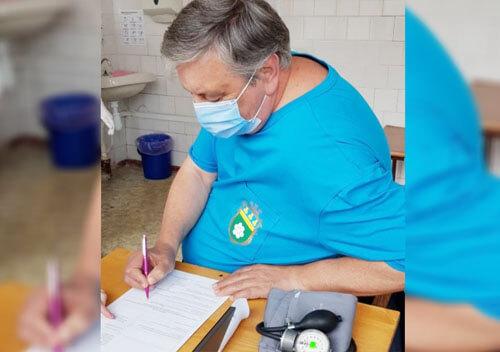 У Шепетівському районі ще один міський голова вакцинувався від COVID-19
