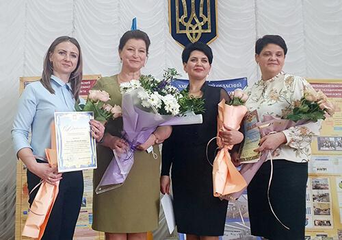 Шепетівські освітяни серед переможців обласного туру Всеукраїнського конкурсу «Вчитель року— 2021»
