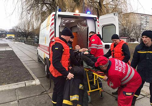 У Нетішині чоловік впав у річку Горинь і не міг самостійно вибратися