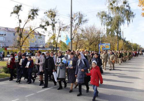 У Славуті планують встановити пам'ятний знак загиблим учасникам ООС