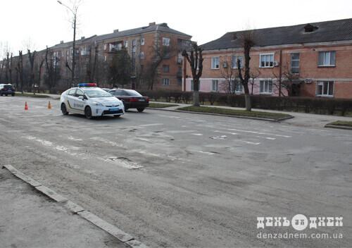 У Шепетівці полісмени розшукали водія, який збив 87-річного велосипедиста: за кермом була жінка