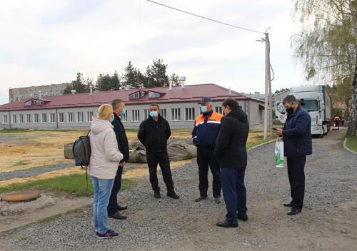 У Славуті згорнули мобільний шпиталь, де лікували хворих на COVID-19
