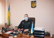 Начальник поліції Анатолій Чубенко: «Шепетівський район — досить непростий»