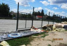 На будівництві спортмайданчиків у Полонному підрядник привласнив 800000 грн