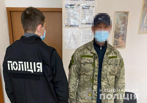 У Хмельницькому затримали нелегала-узбека