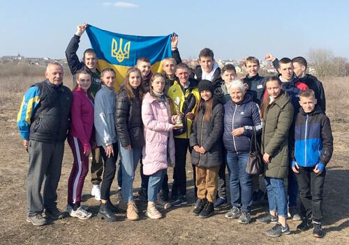 Легкоатлети Хмельниччини здобули командну перемогу на чемпіонаті України з кросу