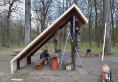 У Шепетівському районі відремонтували зону відпочинку «Зелений гай»