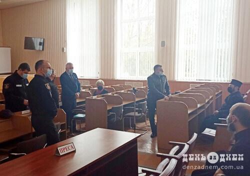 Священнослужителям Шепетівської ТГ розповіли про карантинні вимоги під час Великодніх богослужінь