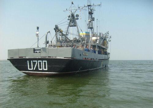 Водолазний корабель «Нетішин» потребує підтримки для забезпечення функціонування