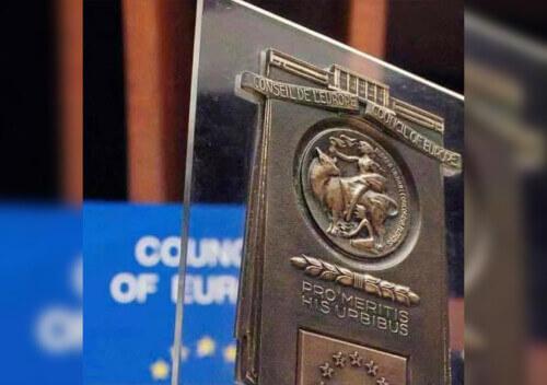 Хмельницький найкраще в Україні просуває європейські цінності
