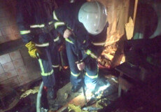 У Шепетівському районі сталася пожежа у житловому будинку