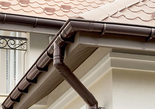 Водостічні системи для дахів: сучасні рішення