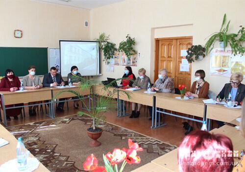 У Шепетівці проводять інституційний аудит школи, якій майже 100 років