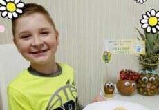Шепетівський НВК №1 закликає харчуватися збалансовано