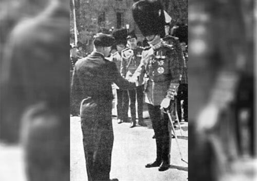 Уродженець Хмельниччини — єдиний українець, який отримав найвищу відзнаку Британії