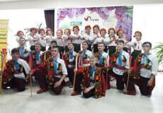 Танцювальний Гран-прі здобули ізяславчани
