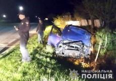 У Шепетівському районі внаслідок ДТП травмувалися двоє чоловіків