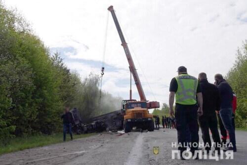 4 загиблих у ДТП на Хмельниччині за участю трьох транспортних засобів