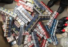 Із торгівельних кіосків Хмельниччини вилучили понад 1600 пачок сигарет