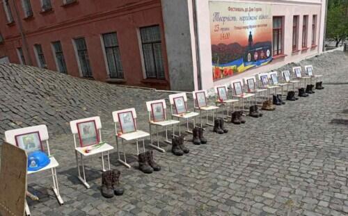 У Шепетівці вшанували пам'ять Героїв