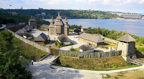Ігор Сподін: Хортиця — столиця українського козацтва, в якій має побувати кожен українець
