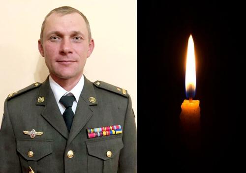 Під Маріуполем від кулі снайпера загинув 36-річний заступник комбата з Хмельниччини