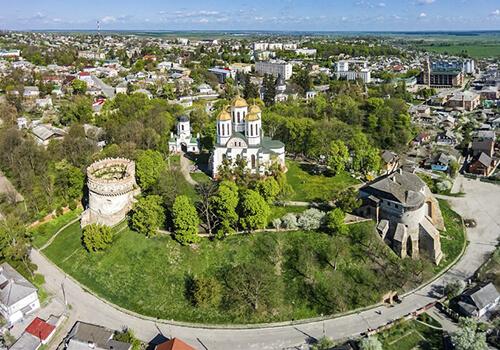 Острог — молодіжна столиця України