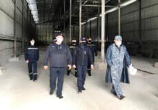 Рятувальники Шепетівщини перевірили хлібоприймальний пункт