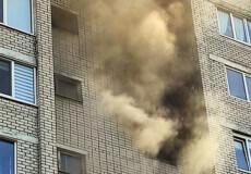 У Нетішині сталася пожежа у багатоповерхівці