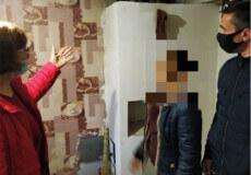 У Шепетівці матір і дитину прилаштували до лікарні через відсутність належних умов у будинку
