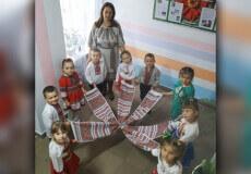 Найменші шепетівчани приєдналися до святкування Дня вишиванки