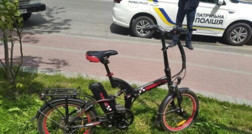 У Хмельницькому сталася ДТП на велосипедній доріжці