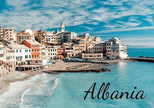 Туристичні путівки з Києва в Албанію