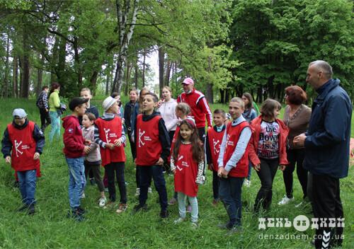У Шепетівці на Свято дитинства роздали понад 700 гостинців та 200 призів