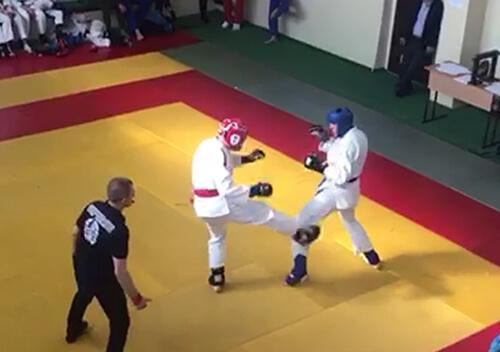 Шепетівчанин виборов своє місце у збірній України зі спортивного універсального бою на Кубок світу