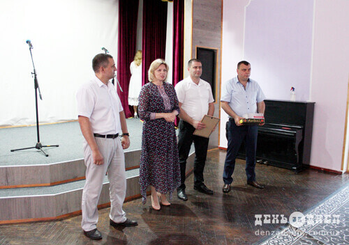 Вітали медиків Шепетівщини з професійним святом