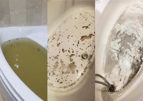 У Славуті жителі обурюються, що з крана тече вода кольору квасу