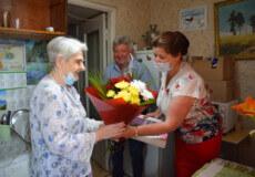 У червні в Шепетівці привітали 5 довгожительок