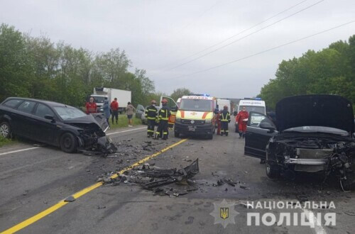 На Хмельниччині у ДТП травми отримали 5 осіб