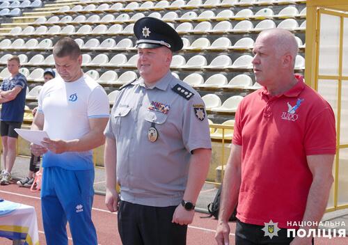 Полісмен Шепетівського РУП здобув «бронзу» в змаганнях «Динаміада-2021» з легкоатлетичного кросу