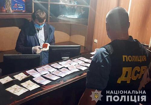 У Шепетівці організували казино: членам ОЗГ слідчі оголосили підозру