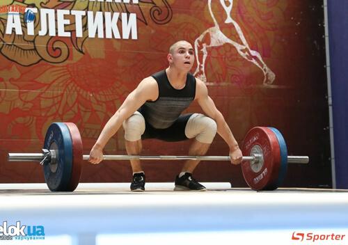 Шепетівчанин здобув перше місце на чемпіонаті України з важкої атлетики серед чоловіків