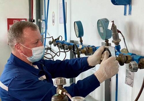 Хмельницька АЕС може постачати медичний кисень для лікарень із 99% знижкою